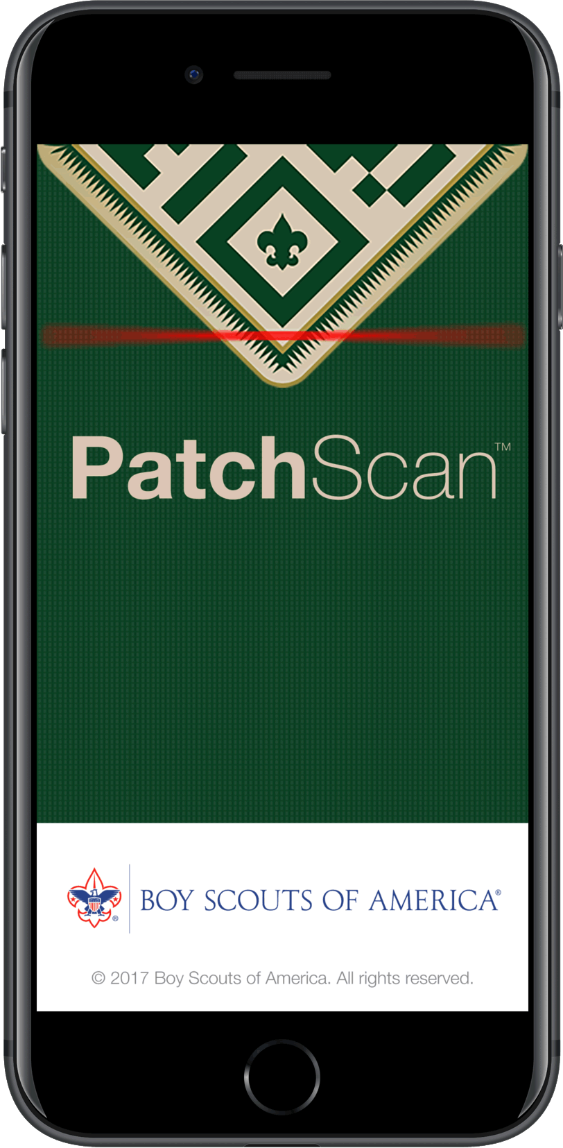 PatchScan™ - The Official BSA® Patch App