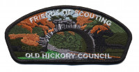 Blue Ridge Parkway 2015 Old Hickory Council #657