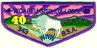 K122689 - WOAPEU FLAP NIGHT Susquehanna Council #533