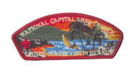 United States Virgin Islands CSP National Capital Area Council #82