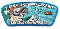 P24231 2017 Jamboree Set Silicon Valley Monterey Bay Council #55