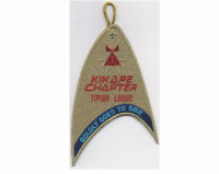 Kikape Chater Goes to SBR (PO 87018) Central Florida Council #83