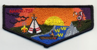 NAMPA- TSI 216 Flap  Great Rivers Council #653