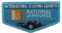 TB Jambo Inernational Scouting Exhibts Direct Service Council #800