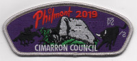 2019 PHILMONT CIMARRON Cimarron Valley Council #473