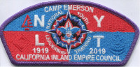 Camp Emerson NYLT California Inland Empire Council #45