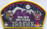 California Inland Empire Council - Camp Emerson  California Inland Empire Council #45