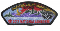 Chippewa Valley Council - 2017 National Jamboree JSP - Wisconsin  Chippewa Valley Council #637