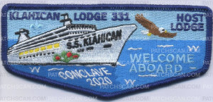 Patch Scan of 392514 LODGE 331