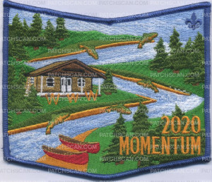 Patch Scan of 400971 A MOMENTUM
