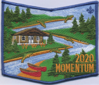 400971 A MOMENTUM Moraine Trails Council #500