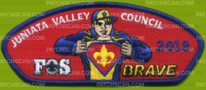 Patch Scan of 345033 A FOS Brave