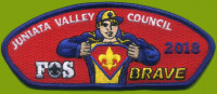 345033 A FOS Brave Juniata Valley Council #497