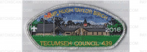 Patch Scan of Camp Birch CSP 2016 (silver Mylar)