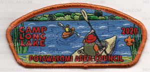 Patch Scan of CAMP LONG LAKE CSP