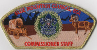 BMC Commissioner CSP Blue Mountain Council #604