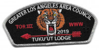 Greater Los Angeles Area Council - TOR III Tuku'Ut Lodge csp Greater Los Angeles Area Council #33