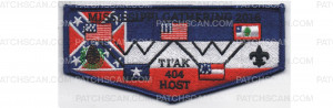 Patch Scan of Mississippi Gathering Flap (PO 86309)