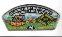 California Inland Empire Council - Cahuilla lodge CSP California Inland Empire Council #45