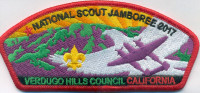 National Scout Jamboree 2017 Verdugo Hills Council California Verdugo Hills Council #58