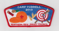 Camp Turrell 2018 CSP Northern New Jersey Council #333