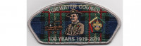 Wood Badge 100th Anniversary CSP (PO 88569) Tidewater Council #596