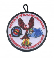 Sheperd of the Woods Lutheran Church - NFC Riverbend North Florida Council #87