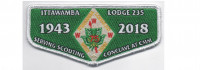 2018 Lodge Flap Conclave (PO 87581) West Tennessee Area Council #559
