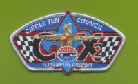 Circle Ten Council CTX CSP Circle Ten Council #571