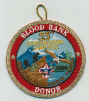 SFC SCOUTMASTERS BLOOD DONOR DANGLE South Florida Council #84