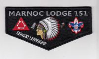 Marnoc Lodge 151 Great Trails Council #243