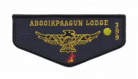 Abooikpaagun Lodge 399 Pocket Flap De Soto Area Council #13