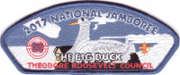 2017 National Jamboree - Theodore Roosevelt Council - The Big Duck  Theodore Roosevelt Council #386