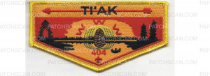 Patch Scan of Ordeal Flap (PO 86746)