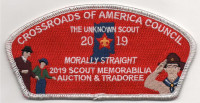 MORALLY STRAIGHT TRADOREE  Crossroads of America Council #160