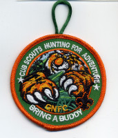 Scout Bring a Buddy GNFC 2014 Greater Niagara Frontier Council #380