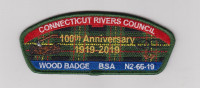 Wood Badge N2-66-19 Connecticut Rivers Council #66