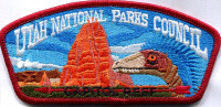 Utah National Parks Council Capito Reef- csp Utah National Parks Council #591