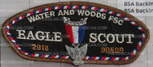 Patch Scan of 370103 EAGLE SCOUT