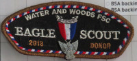 370103 EAGLE SCOUT Water Woods Council #782