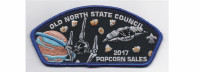 2017 Popcorn Sales CSP Blue Border (PO 87524) Old North State Council #70