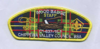 AR0194 -1B - CVC Wood Badge Staff Chippewa Valley Council #637