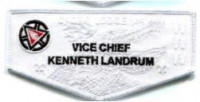 Caddo Lodge OA Flap Vice Chief Kenneth Landrum lodge