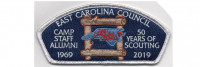 Camp Staff Alumni 50th Anniversary CSP (PO 88885) East Carolina Council #426