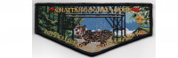 Camp FGL 20th Anniversary Flap (PO 88570) Chattahoochee Council #91