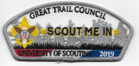 Great Trail Council - Uof S 2019 Great Trail Council #433