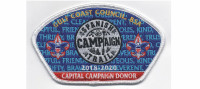 Capital Campaign Donor CSP (PO 87232 Gulf Coast Council #773