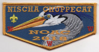 NISCHA NOAC 2018 FLAP Hoosier Trails Council #145