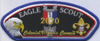 416254- Eagle Scout  Colonial Virginia Council #595