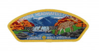Virginia Headwaters Council Deer CSP (Gold)  Virginia Headwaters Council formerly, Stonewall Jackson Area Council #763